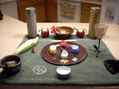 Ritual tradicional de Lammas